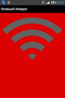 Screenshot of Open wifi Hotspot