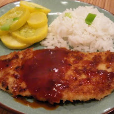 Sweet and Sour Panfried Sole
