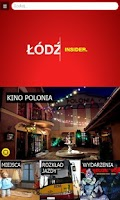 Screenshot of Lodz Insider