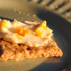 Orange Cream Cheese Spread