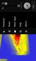 Screenshot of Thermal Vision Camera