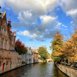 Bruges, Belgium by Ludwig Wagner - Instagram & Mobile iPhone
