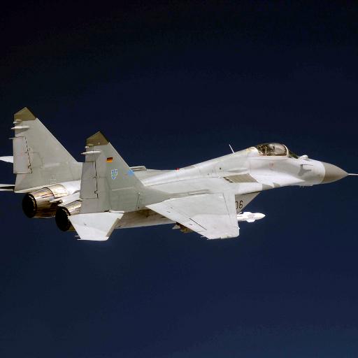 MiG-29 Fulcrum PRO LOGO-APP點子