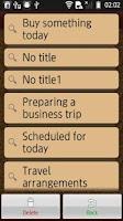 Screenshot of Easy check