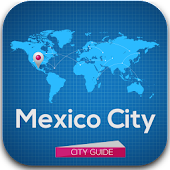 APK App Mexico City - Guide && Hotels for BB, BlackBerry