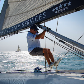 5* services by Maya Angelova-Miteva - Sports & Fitness Watersports ( yachting )