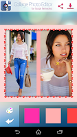 Screenshot of Collage Photo Editor