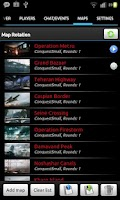 Screenshot of Droid PRoCon BF3