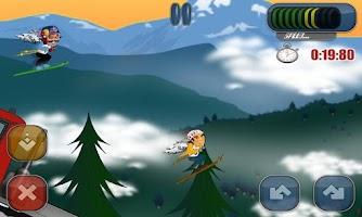 Screenshot of Filip Flisar Ski Cross