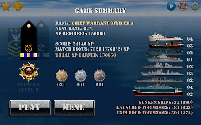 морской симулятор на подводных лодках