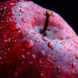 An Apple a day #3 by Rakesh Syal - Food & Drink Fruits & Vegetables (  )