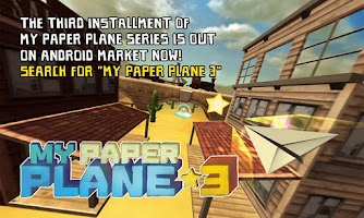 Screenshot of My Paper Plane 2 (3D)