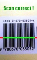 Screenshot of Halal Barcode