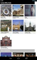 Screenshot of London Offline Travel Guide