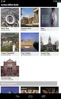 Screenshot of London Offline Travel Guide