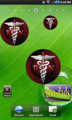 RN Symbol doo-dad