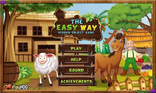 Easy Way - Free Hidden Object - screenshot