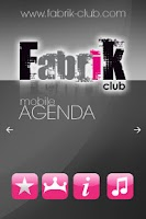 Screenshot of Fabrik Club