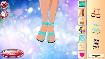 Screenshot of Pedicure Designs