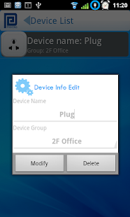 Plug Remote - screenshot