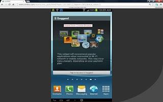 Screenshot of VMLite VNC Server