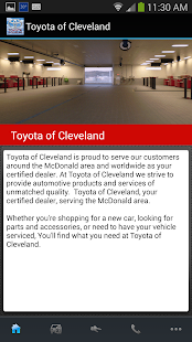 Toyota of Cleveland - screenshot