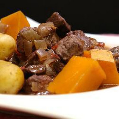 Hunters Stew in Mr D's Thermal Slow Cooker