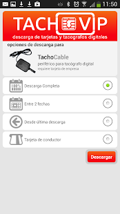 TACHOVIP - screenshot