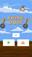 Screenshot of Swing Doge