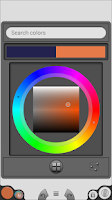 Screenshot of Infinite Painter Note (old)