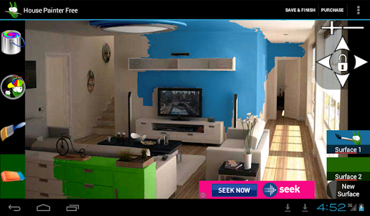App house painter free demo apk for windows phone for App for painting walls