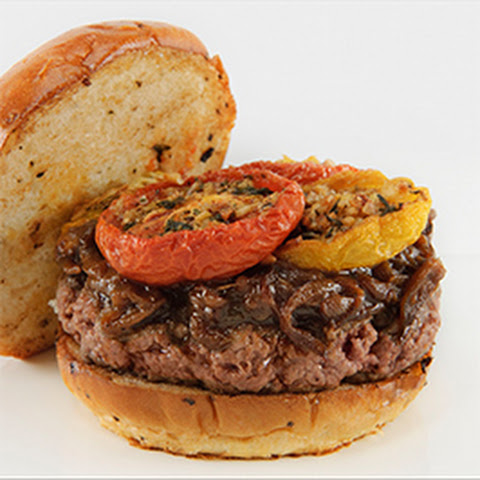 Maker's Mark Kobe Beef Burger