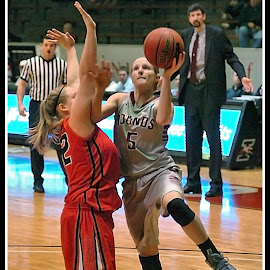 UIndy VS William Jewell womens Basketball 14 by Oscar Salinas - Sports & Fitness Basketball