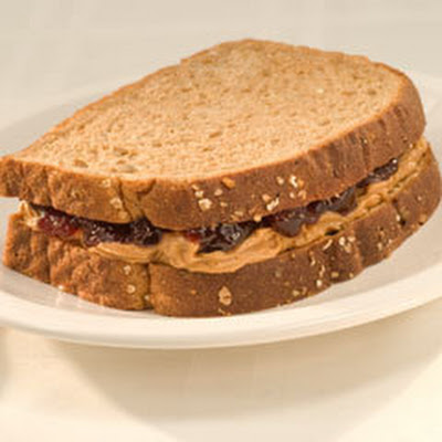 Whole Wheat Pb&j