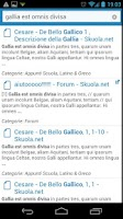 Screenshot of Skuola.net