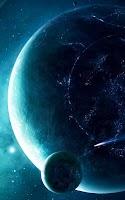 Screenshot of Cosmos Live Wallpaper