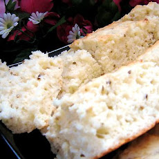Cheese and Anise Seed Quick Bread