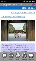 Screenshot of Tokyo, Japan - Travel Guide