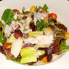 Pacific Rim Mango and Seafood Salad