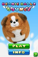 Screenshot of Beanie Ballz Bounce
