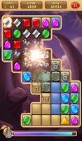 Screenshot of Dragon Gem