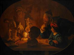RIJKS: Jan ter Borch: painting 1634
