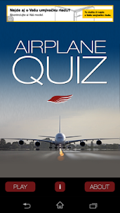 Airplane Quiz - screenshot