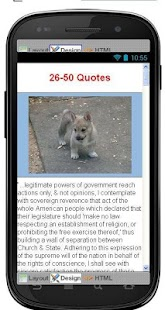 Best Government Quotes - screenshot