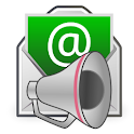 Talking Email icon