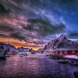 by John Aavitsland - Landscapes Sunsets & Sunrises