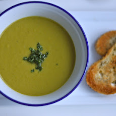Print RecipeCreamy Asparagus Soup