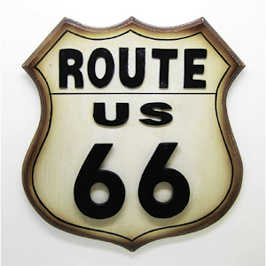 Cover art Route66%