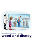 Screenshot of wood and disney