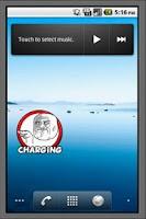 Screenshot of Meme Battery Widget PRO